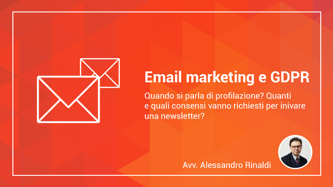 email marketing e gdpr
