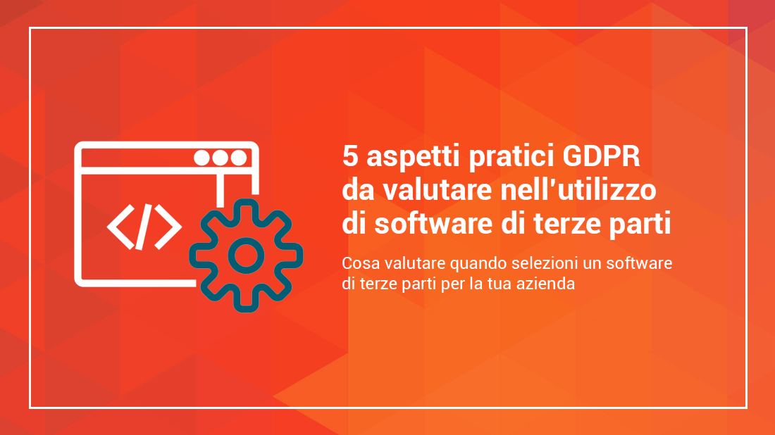 Software di terze parti